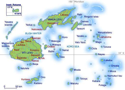 kart over fiji Kart over Fiji kart over fiji