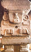 Tlaloc - an other God uncertain if he was concidered a giant.